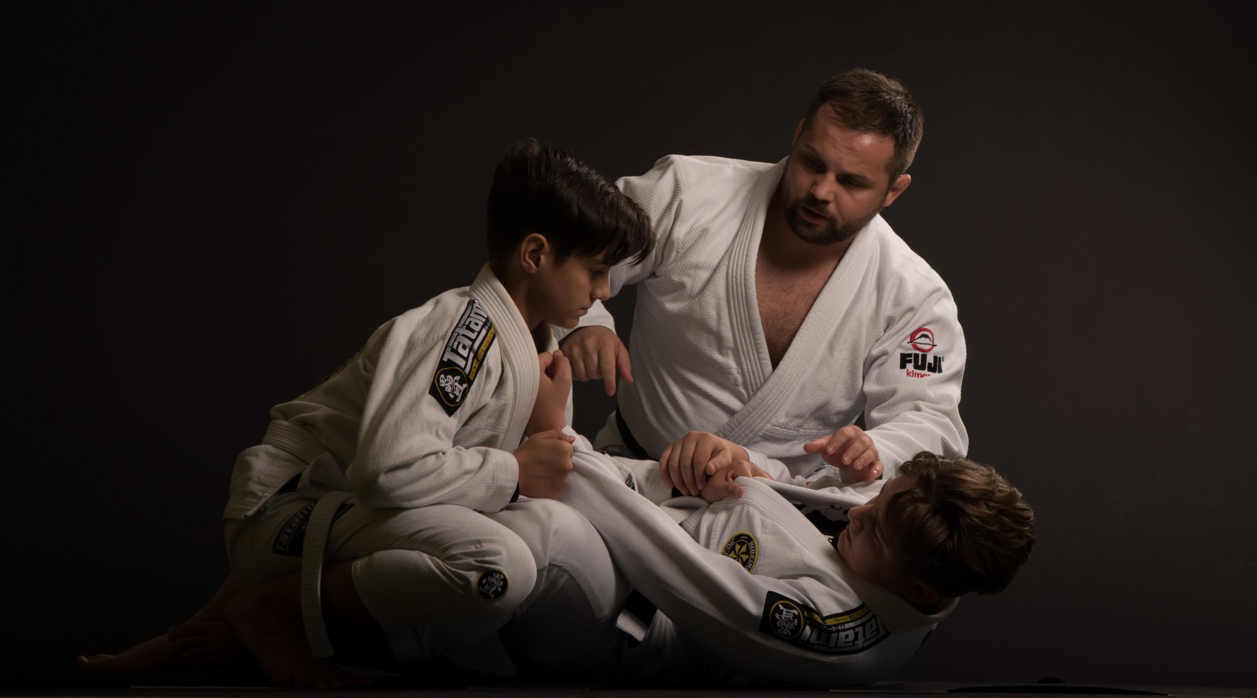 Brazilian Jiu-Jitsu & Grappling